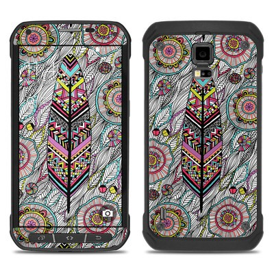 Samsung Galaxy S5 Active Skin - Dream Feather