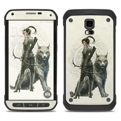 Samsung Galaxy S5 Active Skin - Half Elf Girl