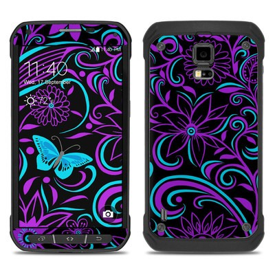 Samsung Galaxy S5 Active Skin - Fascinating Surprise