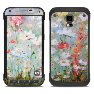 Samsung Galaxy S5 Active Skin - Flower Blooms