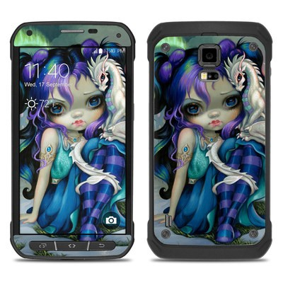 Samsung Galaxy S5 Active Skin - Frost Dragonling