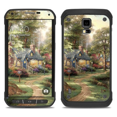 Samsung Galaxy S5 Active Skin - Hometown Lake