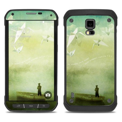 Samsung Galaxy S5 Active Skin - If Wishes