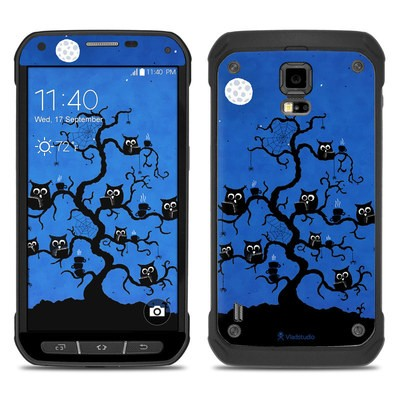 Samsung Galaxy S5 Active Skin - Internet Cafe