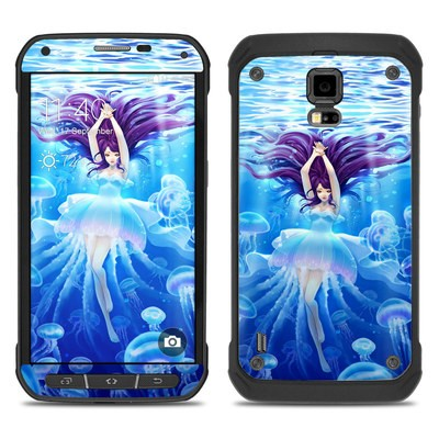 Samsung Galaxy S5 Active Skin - Jelly Girl