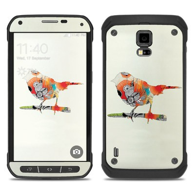 Samsung Galaxy S5 Active Skin - Little Bird