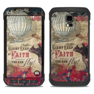 Samsung Galaxy S5 Active Skin - Leap Of Faith