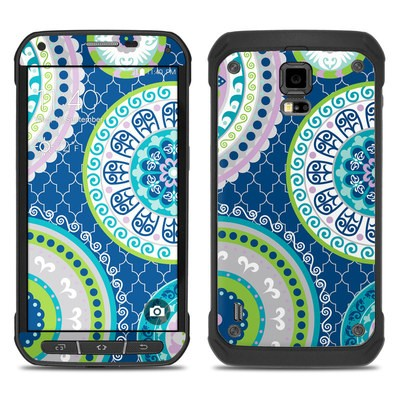 Samsung Galaxy S5 Active Skin - Medallions
