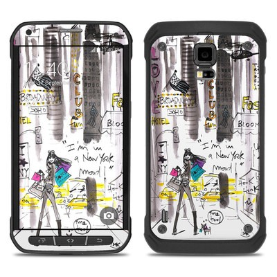 Samsung Galaxy S5 Active Skin - My New York Mood