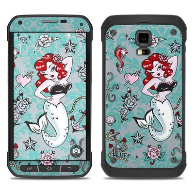 Samsung Galaxy S5 Active Skin - Molly Mermaid