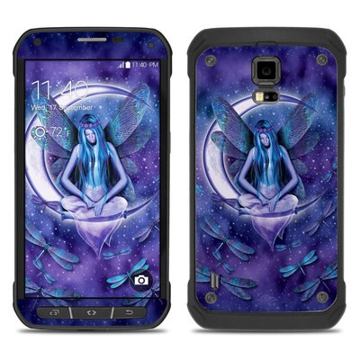 Samsung Galaxy S5 Active Skin - Moon Fairy