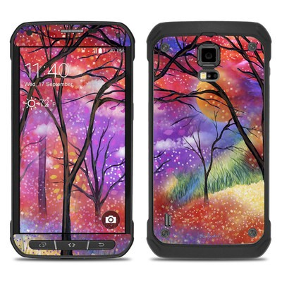 Samsung Galaxy S5 Active Skin - Moon Meadow