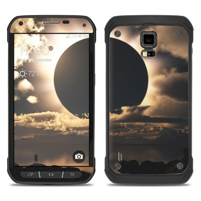 Samsung Galaxy S5 Active Skin - Moon Shadow
