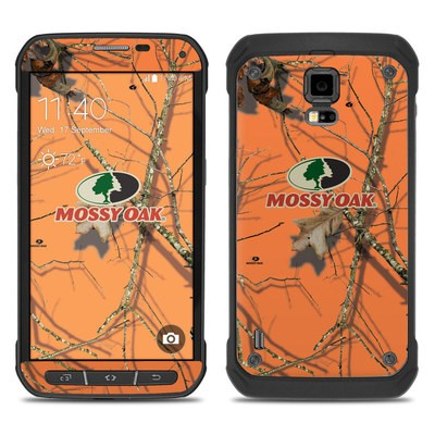 Samsung Galaxy S5 Active Skin - Break-Up Lifestyles Autumn