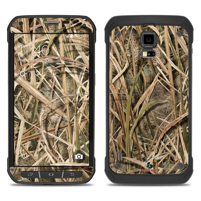 Samsung Galaxy S5 Active Skin - Shadow Grass Blades