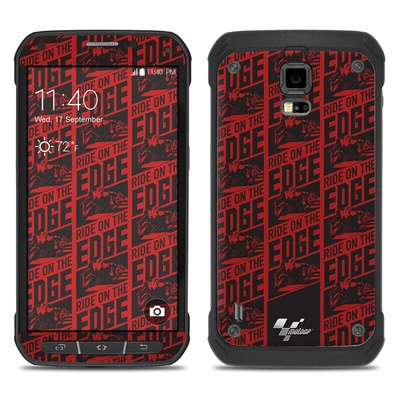 Samsung Galaxy S5 Active Skin - On the Edge