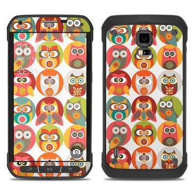 Samsung Galaxy S5 Active Skin - Owls Family