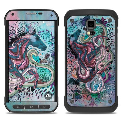 Samsung Galaxy S5 Active Skin - Poetry in Motion