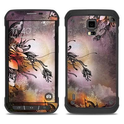 Samsung Galaxy S5 Active Skin - Purple Rain