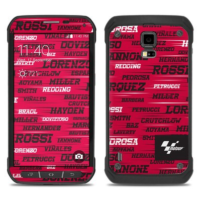 Samsung Galaxy S5 Active Skin - Racers