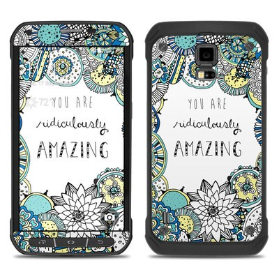 Samsung Galaxy S5 Active Skin - You Are Ridic