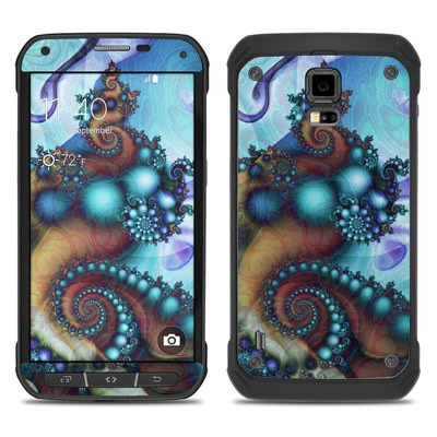 Samsung Galaxy S5 Active Skin - Sea Jewel