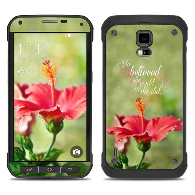 Samsung Galaxy S5 Active Skin - She Believed