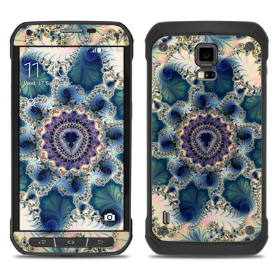 Samsung Galaxy S5 Active Skin - Sea Horse