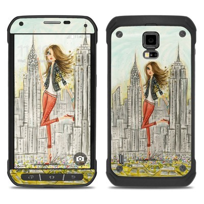 Samsung Galaxy S5 Active Skin - The Sights New York