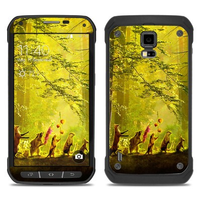 Samsung Galaxy S5 Active Skin - Secret Parade