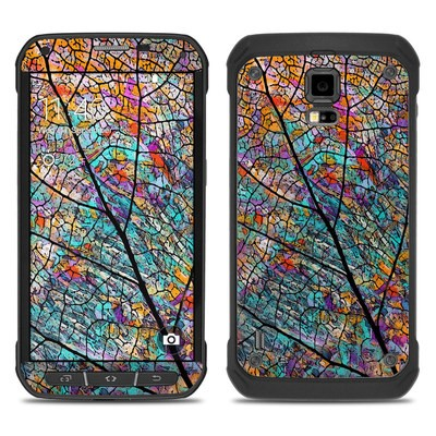 Samsung Galaxy S5 Active Skin - Stained Aspen