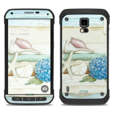 Samsung Galaxy S5 Active Skin - Stories of the Sea