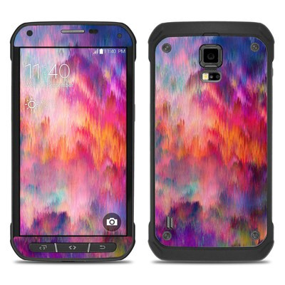 Samsung Galaxy S5 Active Skin - Sunset Storm