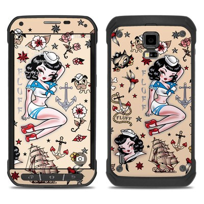 Samsung Galaxy S5 Active Skin - Suzy Sailor