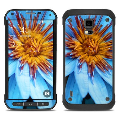 Samsung Galaxy S5 Active Skin - Sweet Blue