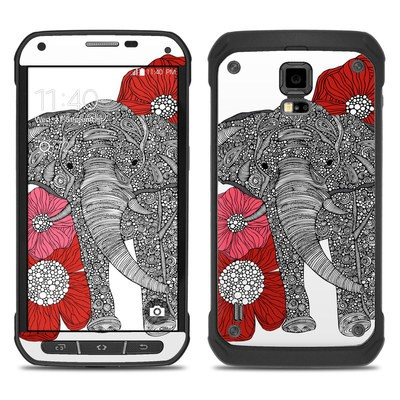 Samsung Galaxy S5 Active Skin - The Elephant