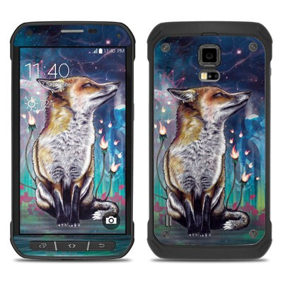 Samsung Galaxy S5 Active Skin - There is a Light