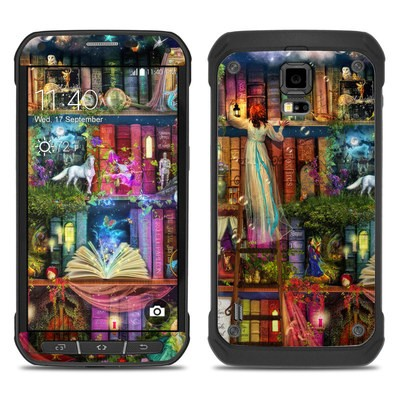 Samsung Galaxy S5 Active Skin - Treasure Hunt