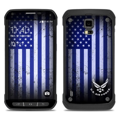 Samsung Galaxy S5 Active Skin - USAF Flag