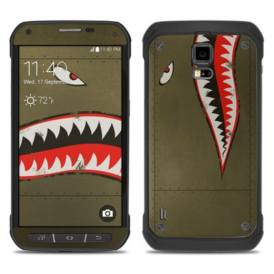 Samsung Galaxy S5 Active Skin - USAF Shark