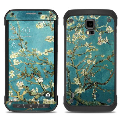 Samsung Galaxy S5 Active Skin - Blossoming Almond Tree