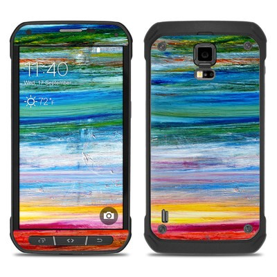 Samsung Galaxy S5 Active Skin - Waterfall