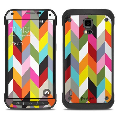 Samsung Galaxy S5 Active Skin - Ziggy Condensed
