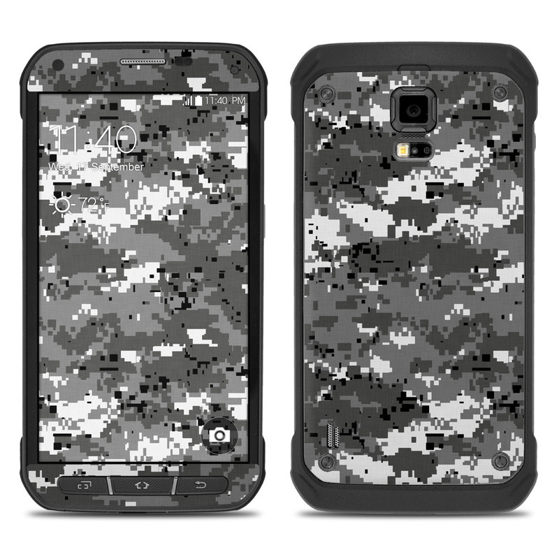 another chance 456d7 b6429 Samsung Galaxy S5 Active Skin - Digital Urban Camo