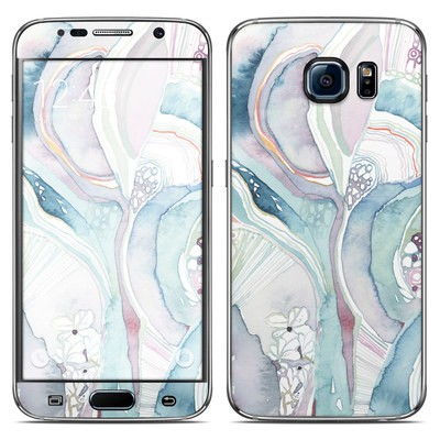 Samsung Galaxy S6 Skin - Abstract Organic
