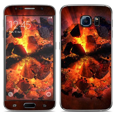 Samsung Galaxy S6 Skin - Aftermath