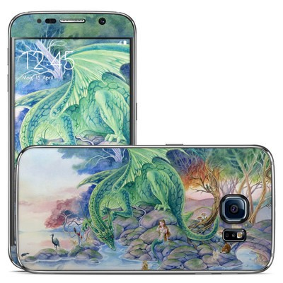 Samsung Galaxy S6 Skin - Of Air And Sea