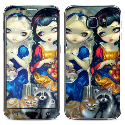 Samsung Galaxy S6 Skin - Alice & Snow White