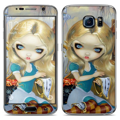 Samsung Galaxy S6 Skin - Alice in a Dali Dream
