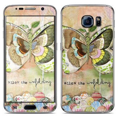 Samsung Galaxy S6 Skin - Allow The Unfolding